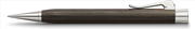Graf von Faber-Castell Intuition Platino Grenadilla Ağacı Mekanik Kurşunkalem