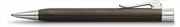 Graf von Faber-Castell Intuition Platino Grenadilla Ağacı Tükenmez Kalem