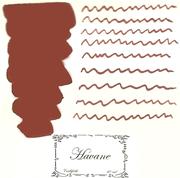 L Artisan Pastellier Callifolio Dolmakalem Mürekkebi / 40ml Cam şişe - Havana Kahve