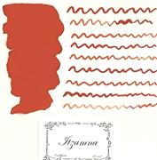 L Artisan Pastellier Callifolio Dolmakalem Mürekkebi / 40ml Cam şişe - İtzamna Turuncusu