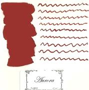 L Artisan Pastellier Callifolio Dolmakalem Mürekkebi / 40ml Cam şişe - Aurora Kızılı