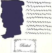 L Artisan Pastellier Callifolio Dolmakalem Mürekkebi / 40 ml Cam şişe - Baykal Gölü mavi/siyah
