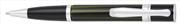 Monteverde Mini Jewelria Stripe Reçine Yeşil Tükenmez Kalem