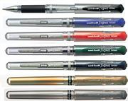 uni-ball SigNo broad 1.0mm Jel Mürekkep Roller kalem UM-153 - 7 Farklı Renk Seçeneği