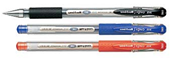 uni-ball SigNo DX 0.38mm Jel Mürekkep Roller kalem UM-151 (1x12 adet) - Siyah