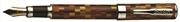 Conklin Stylograph Mosaic Bordo/Kırmızı Mozaikler Dolma Kalem - 2 Farklı Uç Seçeneği
