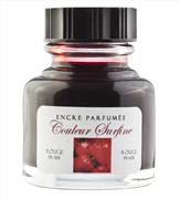 L Artisan Pastellier Dolmakalem Mürekkebi 30ml - Çilek Parfümlü / Kırmızı