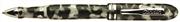 Conklin Symetrik1929 Siyah/Beyaz Gövde Çelik Klips Roller Kalem