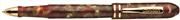 Conklin Symetrik1929 Bordo/Kahve Gövde Altın Klips Roller Kalem