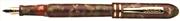 Conklin Symetrik1929 Bordo/Kahve Gövde Altın Klips Dolma Kalem - 2 Farklı Uç Seçeneği