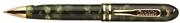 Conklin Symetrik1929 Yeşil/Siyah Gövde Altın Klips Tükenmez Kalem