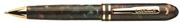 Conklin Symetrik1929 Mavi/Kahve Gövde Altın Klips Tükenmez Kalem