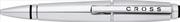 Cross Edge Chrome Kapaksız MİNİ Roller kalem - Parlak Krom