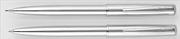 Scrikss 41 Parlak Krom Tükenmezkalem + 0.7mm M.Kurşunkalem