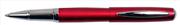 Oberthur Sirocco Mini Yarı Mat Lake Kırmızı/Çelik Tükenmez Kalem