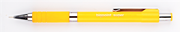 bigpoint Super Mekanik Kurşun Kalem/Sarı - 2 Farklı Uç Seçeneği