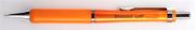 bigpoint Soft Silikon Mekanik Kurşun Kalem/Turuncu - 2 Farklı Uç Seçeneği