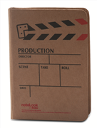 "Scrikss Notelook ""PRODUCTION"" Notebook - A6 (10.5x14.8cm)"