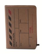"Scrikss Notelook ""PRODUCTION-2"" Notebook - A7 (7.4x10.5cm)"