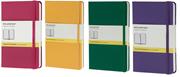 MOLESKINE Coloured HardCover Squared Notebook 9x14cm - 3 Farklı Renk Seçeneği