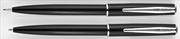 Scrikss 41 Parlak Siyah Tükenmezkalem + 0.7mm M.Kurşunkalem