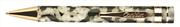 Conklin Endura1924 Siyah/Beyaz Gövde Altın Klips Tükenmez Kalem