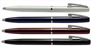 STEELPEN EUROPEN KLİPSTEN BASMALI METAL TÜKENMEZ KALEM - 4 Farklı Renk Seçeneği