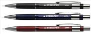 STEELPEN CLK ABS PLASTİK GÖVDE 0.7mm VERSATİL KALEM - 3 Farklı Renk Seçeneği