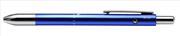 Steelpen 3 Multi Fonksiyonlu Kalem Metalik Mavi Renk Gövdeli