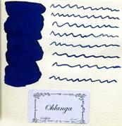 L Artisan Pastellier Callifolio Dolmakalem Mürekkebi / 40ml Cam şişe - Ohlanga Nehri Mavisi