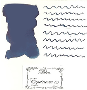 L Artisan Pastellier Callifolio Dolmakalem Mürekkebi / 40 ml Cam şişe - İlkbahar Gündönümü Mavisi