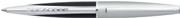 SHEAFFER Taranis™ Sleek Chrome Parlak Lake Siyah/Saten Buz Krom Tükenmez Kalem
