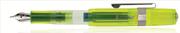 Kaweco ICE Sport Transparan Sarı Dolma Kalem - 2 Farklı Uç Seçeneği