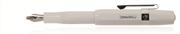 Kaweco Kaligrafi Kesik Uçlu Beyaz Dolma Kalem - 2 Farklı Uç Kalınlık Seçeneği