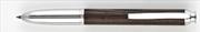 Oberthur Séquoia Afrika Wenge Ağacı/Çelik 3 Fonksiyonlu Kalem