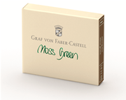 Graf von Faber-Castell Dolmakalem Kartuşu 6 lı - Yosun Yeşili