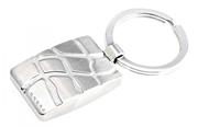 CROSS Foster Gravür İşlemeli Çelik Anahtarlık
