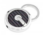 CROSS Tiverton KarbonFiber/Çelik Anahtarlık