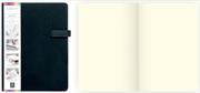 Arwey Lanvin Notebook Mıknatıslı Sert Kapak Çizgisiz 16x21.5cm Siyah