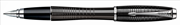 Parker Urban Premium Ebony Black Chiselled Dolma Kalem