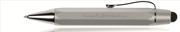 Kaweco AL Sport Touch Tükenmezkalem + Stylus - Gümüş Gri