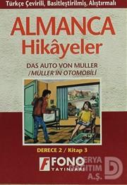 FONO / ALMANCA HİKAYELER 2-C MÜLLER İN OTOMOBİLİ