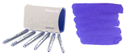 Pelikan Edelstein ink Dolmakalem Standart Uzun Kartuş - Sapphire (Blue)