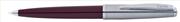 Scrikss Metropolis78 Bordo Akrilik-Çelik Tükenmez Kalem
