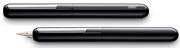 LAMY Dailog3 PianoBlack Dolma Kalem Çevirme Mekanizmalı Kapaksız