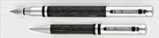 Oberthur Yatch ClubII Kayısı Ağacı/Çelik Dolmakalem + Tükenmezkalem Set