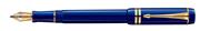 Parker Duofold  Historical Colors Lapis Lazuli Blue/Altın Dolma Kalem