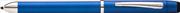 CROSS Tech3+ Stylus Multi Fonksiyonlu Kalem - Metalik Mavi