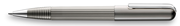 LAMY Imporium Guilloche Titanium matt Refined PVD 0.7mm M. Kurşun Kalem