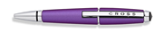 Cross Edge Electric Purple Kapaksız MİNİ Roller kalem - Mor